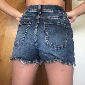 PINK Victoria's Secret Shorts - Victoria Secret PINK Jean Shorts size 2